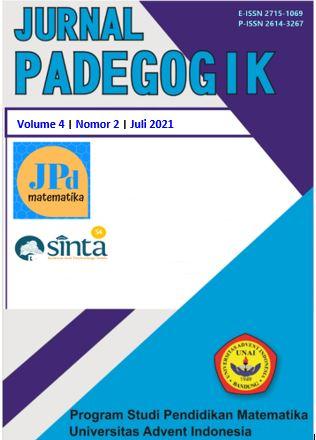 View Vol. 4 No. 2 (2021): Jurnal Padegogik: July 2021